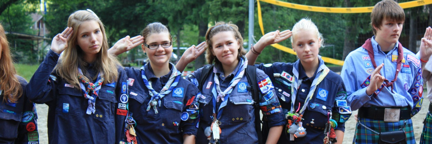 Scouts Australia Delegation 12th World Scout Youth Forum