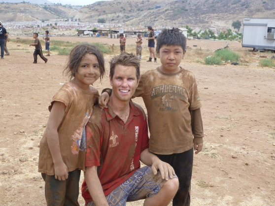 The Scout Experience: Tijuana, Mexico, 2013