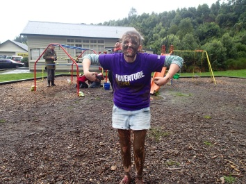Getting Muddy!