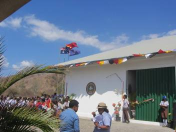 Scout activities centre, Dili, Timor-LEste